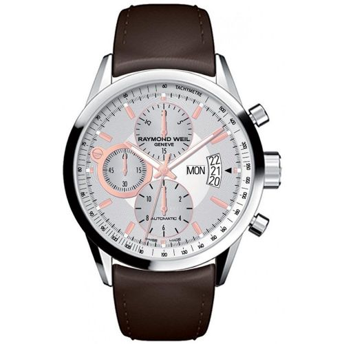 RAYMOND WEIL Freelancer Automatic Chronograph Gents Watch 7730-STC-65025